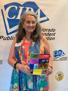 First Place for Children's Non-Fiction at the Evvy's, the Colorado Independent Publishers' Association annual book awards